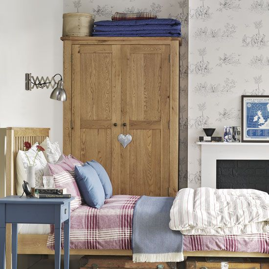 Bedrooms, Vanessa Arbuthnott And Craftsman Cottage