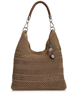 The Sak Handbag, Crochet