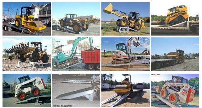 Rampes de chargement - Produits industriels (514) 949-2147 ou 1-888-414-6721