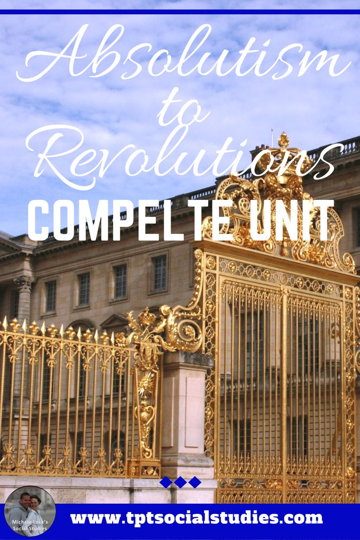 In this COMPLETE UNIT Package you will receive all of the materials to  complete a unit (or 2 separate units) covering the Scientific  Revolution, Enlightenment, Absolutism to American and French  Revolutions. Includes student reading resources, templates, handouts, activity cards, and more to keep students engaged and interested in learning about the time period. Perfect for the middle or high school classroom. Read more...