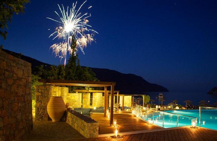 Light up the Greek night sky....