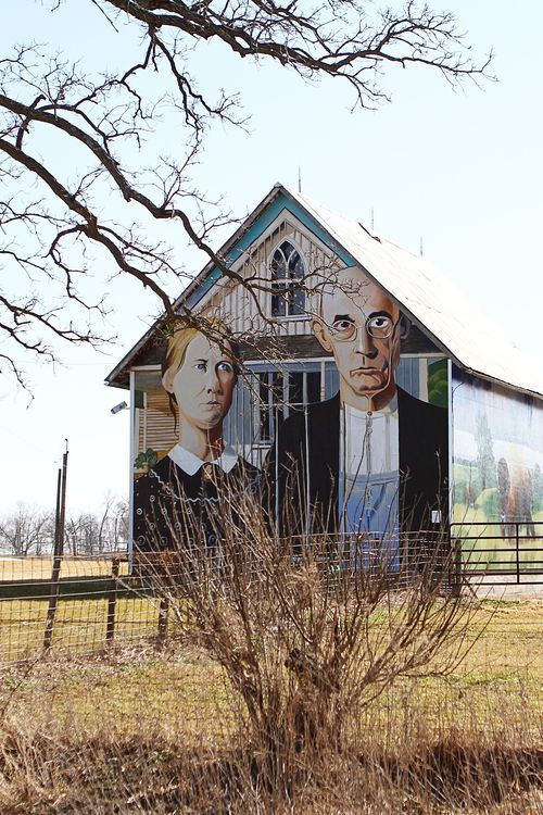 love Grant Wood. photo by shaganman photography. right by my house!!!! In Cedar Rapids/Mt Vernon Iowa