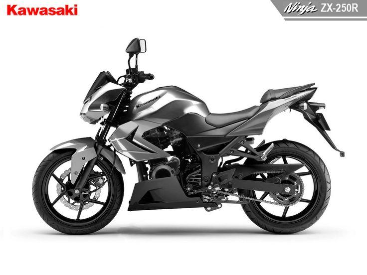 Ninja 250 Naked