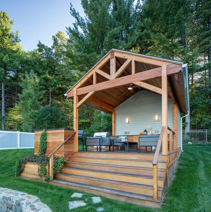 15 Covered Deck Ideas & Designs for Your Most Awesome Outdoor Project – Courtney Garau