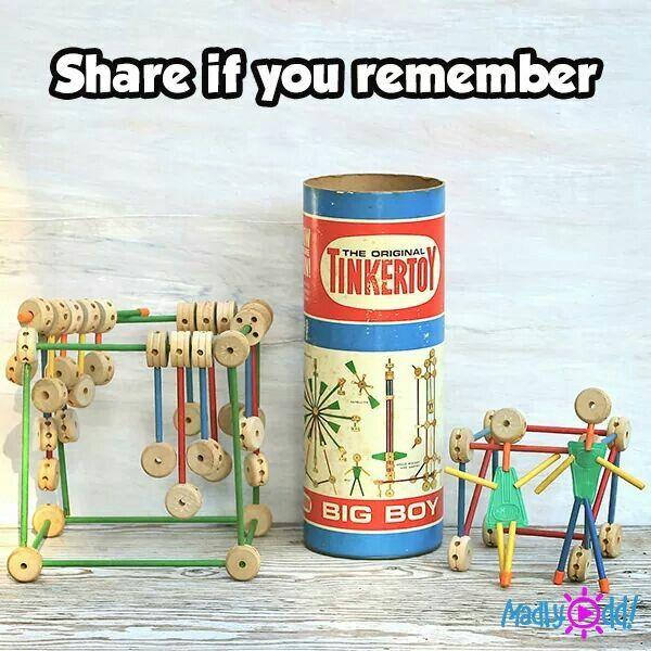 Tinker Toys Toys 73