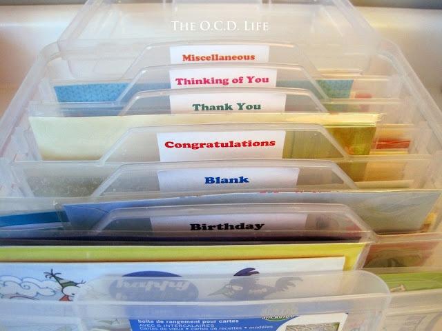 Iris Card Keeper With 6 Dividers   Greeting Card Storage   Michaelu0027s, Hobby  Lobby,