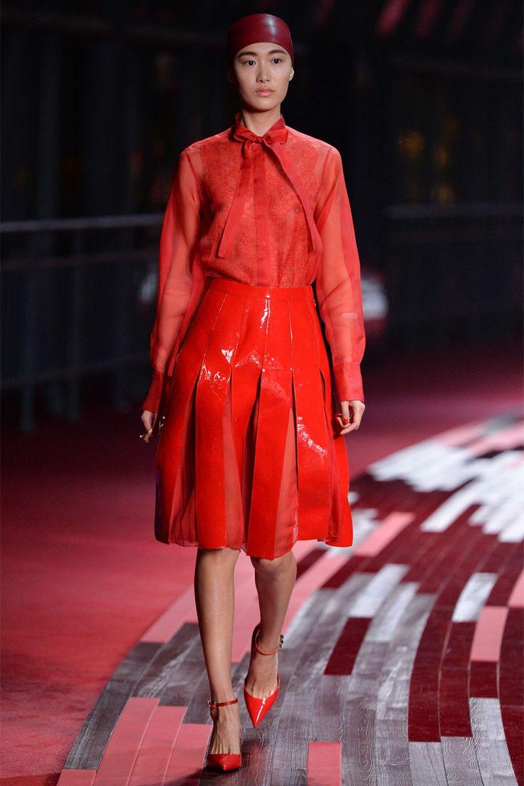 Valentino Shanghai 2013 | Harper's Bazaar