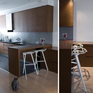 kuchnia / kitchen projekt: Anna Matuszewska-Janik