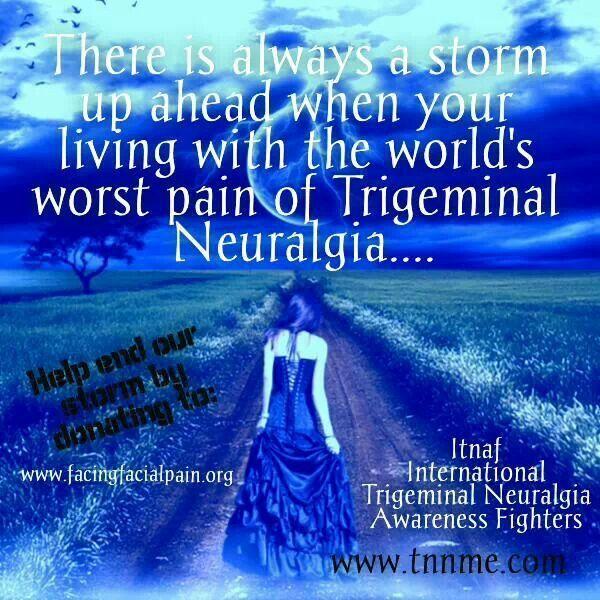 Trigeminal Neuralgia Awareness