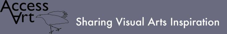 AccessArt: Sharing Visual Arts Inspiration