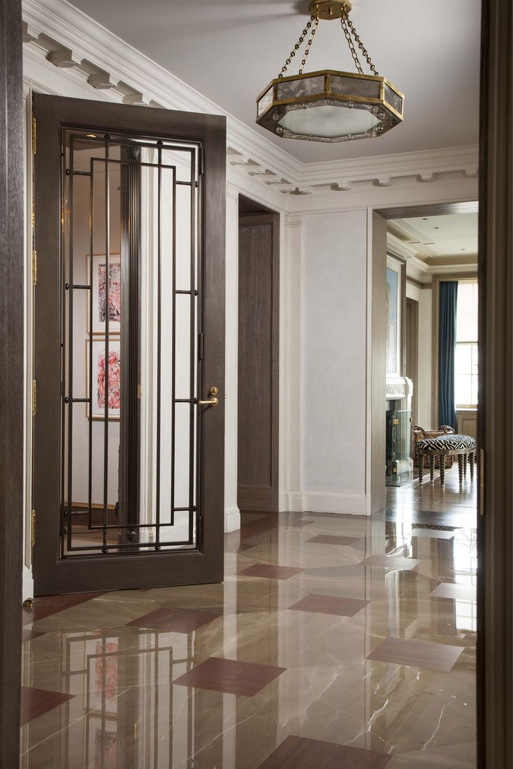 Foyer hallway lighting traditional entry chicago by tower - Find This Pin And More On Entrance Hallways
