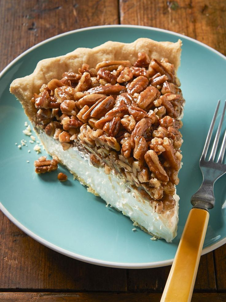 Mona G., Thiensville, requested a recipe for a pecan pie with a cream cheese base from Norske Nook, which has locations in Osseo, Rice Lake, Hayward and DeForest.