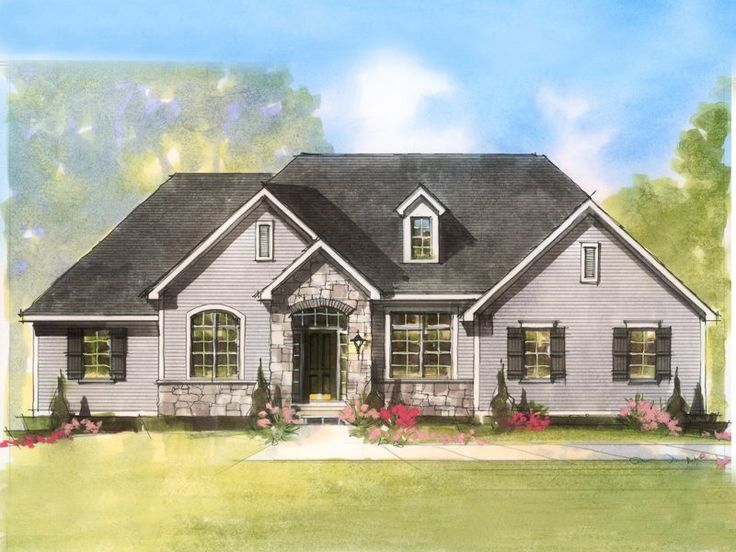 12 best images about home exteriors on pinterest home for Americas best home builders