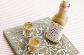 Receita de Licor de Chocolate e Café