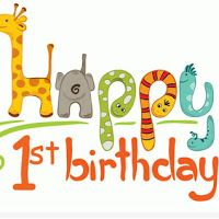 Happy 1st Birthday Wishes And Quotes In English Hindi For Baby Girl And Boy