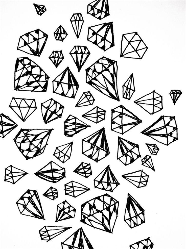 Mejores 22 Imgenes De Diamonds Are Forever En Pinterest