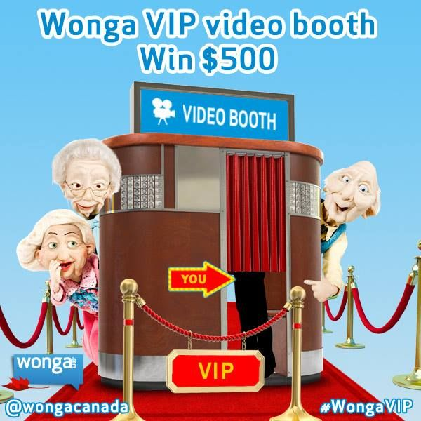 ATTENTION all Wonga customers! We want to hear from you: http://ow.ly/p5IfR  #WongaVIP