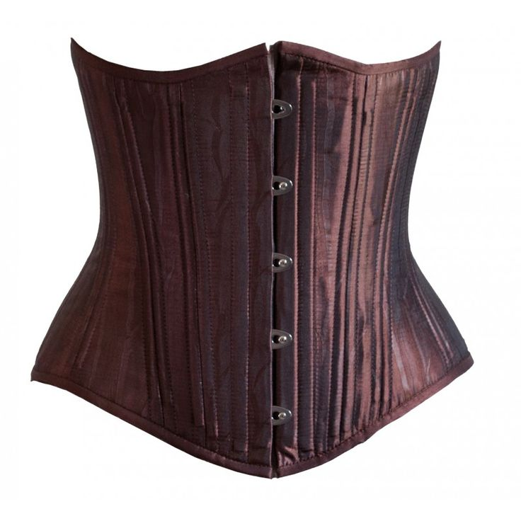 Check out our Dark Maroon Textured Corset. A great outfit for cosplayers who want that rustic steampunk look, but also looks nice as a Renaissance corset.