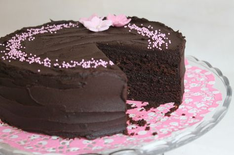 Tarun Taikakakut: Nigella's Devil's Food Cake