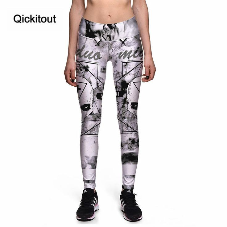 Sexy Women Workout Leggings For Joggers Fitness High Waist Elastic Gymnasium