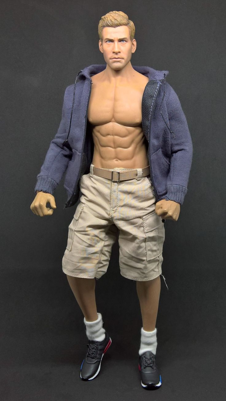 56 best Phicen (TB League) Male Figures, My Creations