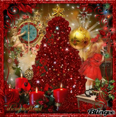 Oh Christmas Tree/ very colorful glitter animation click here  http://bln.gs/b/27m0wo
