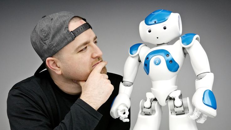 $8000 Robot Unboxing!