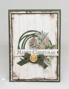 Hey Everyone We have a new challenge at Just Add Ink for you. This week is inspiration picture week. This challenge has been suggested by Di. I'm making a start on Christmas cards because b…