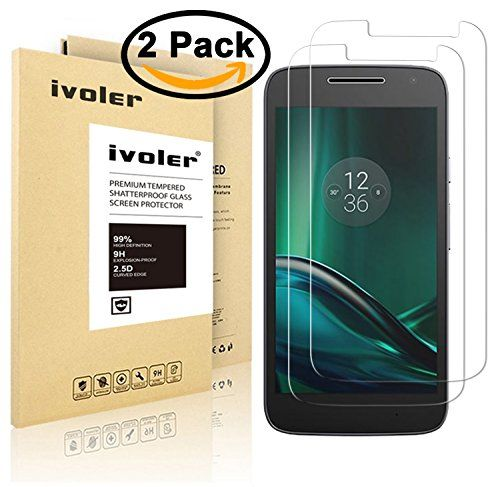 Moto G Play Screen Protector, [2 Pack] iVoler Tempered Glass Protector for Motorola Moto G4 Play [0.2mm Ultra Thin 9H Hardness 2.5D Round Edge] with Lifetime Replacement Warranty  http://topcellulardeals.com/product/moto-g-play-screen-protector-2-pack-ivoler-tempered-glass-protector-for-motorola-moto-g4-play-0-2mm-ultra-thin-9h-hardness-2-5d-round-edge-with-lifetime-replacement-warranty/  IMPORTANT NOTE: Advanced fit and perfect size for Motorola Moto G Play / Moto G4 Play (5