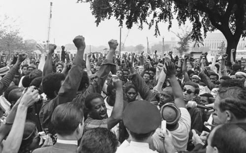 POOR PEOPLE'S CAMPAIGN 12/4/1967 - 6/19/1968