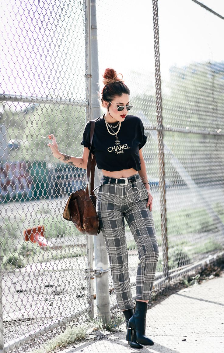 Tee – vintage Pants – H&M / similar here Belt – The Lair Bag – vintage Boots – Phillip Lim via Net- A-PORTER Sunglasses – here You might know that there's never enough vintage in my life by now. I would say my wardrobe is mainly built of vintage- one- of- a- kind unique pieces.... View Article