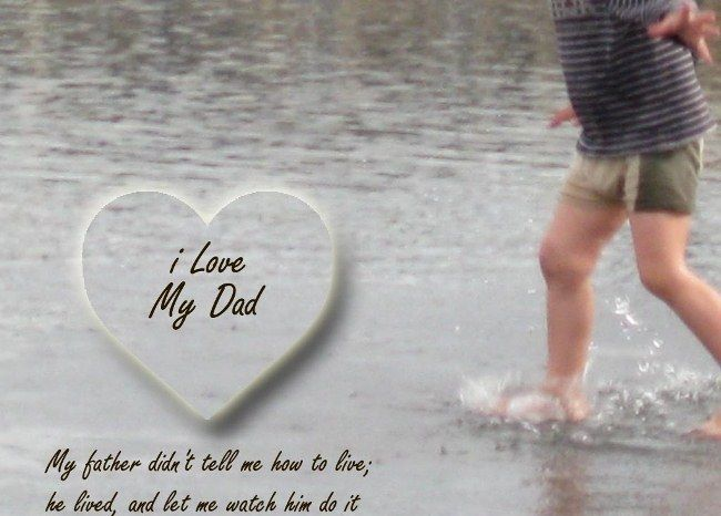 Happy Father's Day Images Deceased 2018 Quotes From Mom And Daughter #fathersd...