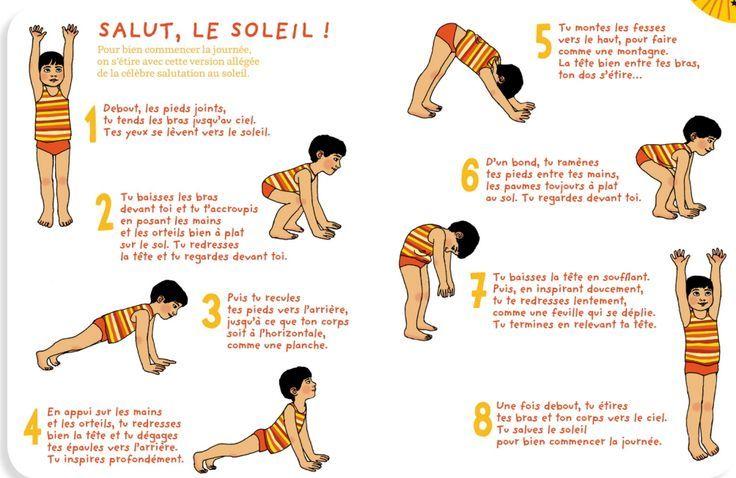 #Yoga Maternelle #3:                                                                                                                                                                                 Plus