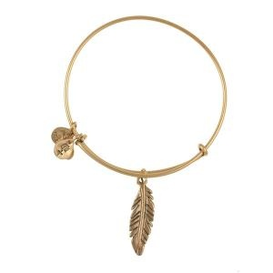 would love an Alex and Ani bracelet. so cute and simple!