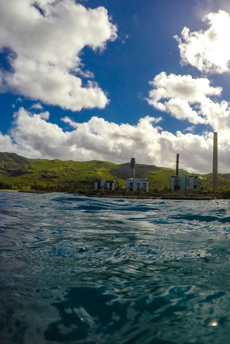 SNORKELING AT ELECTRIC BEACH ON OAHU Check out our guaranteed turtle beach!
