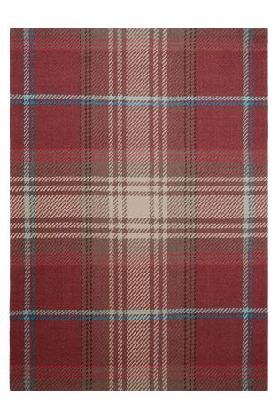 Stirling Check Rug Rugs Large Rugs Modern Rugs
