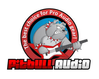 Pitbull Audio at https://www.LogoArena.com - logo by masjacky
