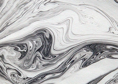 black and white marble paper