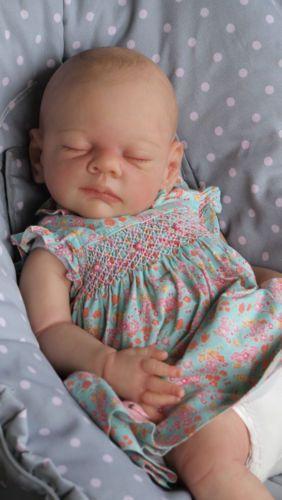 *SDR*Reborn baby girl By Tina Kewy | eBay