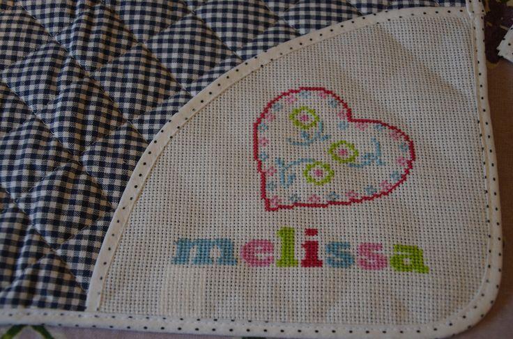 tovaglietta Melissa