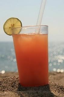 Bajan Rum Punch - missing Barbados now!