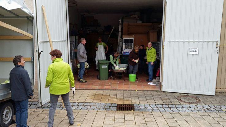 Obst- und Gartenbauverein Hainsacker - Sauerkraut herstellen 2016