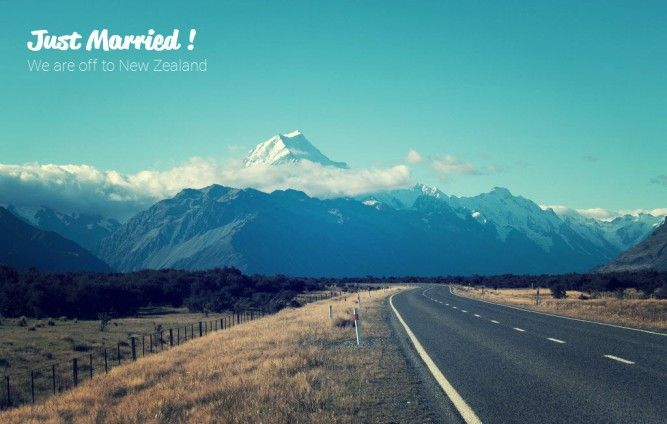 When planning a honeymoon, check out these places across New Zealand for the extra bit of romance.