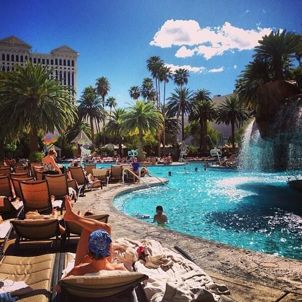 The Mirage Las Vegas  - Cant wait til November!!