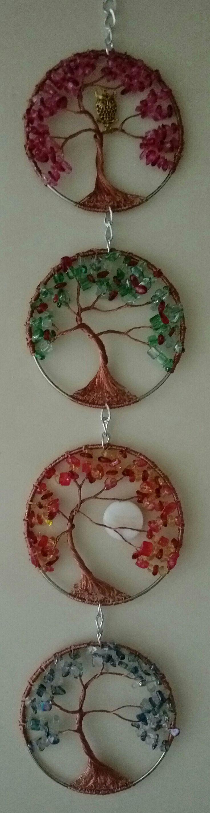Stiff wire for crafts - 4 Season Wire Tree More