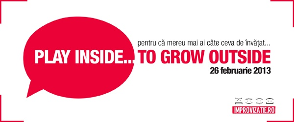 Improvizatie.ro - Play inside to grow outside! | Business Edu Network (26.02.2013)