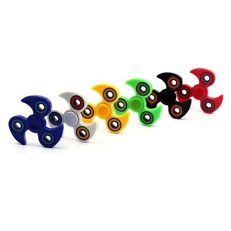 Toys & Hobbies Fidget Spinner Humorous High Quality Fidget Spinner Rotate For 5 Min Edc Finger Hand Spinner Spin Plastic Fidget Relieve Stress Handspinner Toys Sl64a