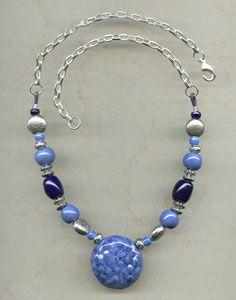 Necklace - Sea of Blue