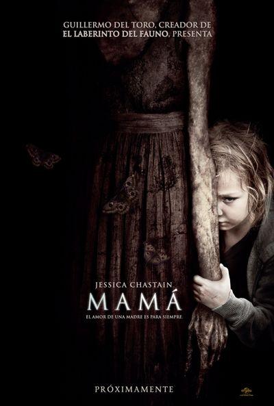 Mamá  FICHACRÍTICATRAILERVUESTRAS CRÍTICASENTRADAS  SINOPSIS:  Dos niñas desaparecieron en el bosque el mismo día en que su madre fue asesinada. Son rescatadas años después y empiezan una nueva vida, pero descubren que alguien o algo sigue queriendo arroparlas por la noche.  [Mama] Terror / EE UU / 2012 / Dir:Andrés Muschietti/ Reparto:Jessica Chastain, Nikolaj Coster-Waldau, Megan Charpentier, Isabelle Nelisse/ Guión:Andrés Muschietti, Barbara Muschietti  ESTRENO:08 de Febrero de…