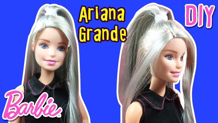 Barbie Hairstyles Brilliant 22 Best Fashion Dolls Hairstyles Images On Pinterest  Barbie Hair